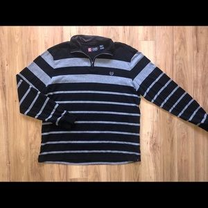 Chaps Long Sleeve Mens Sweater